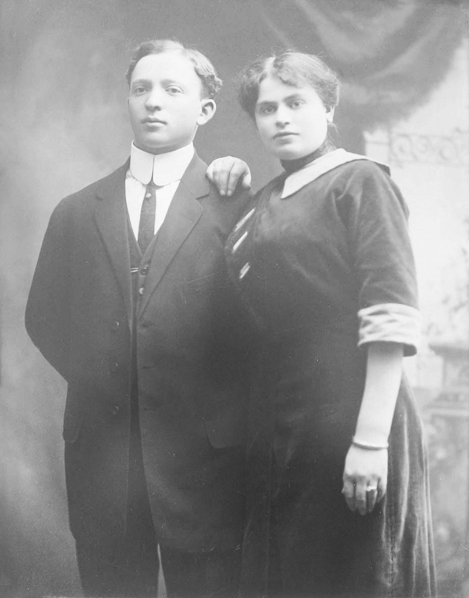 Abraham and Becky Thorner