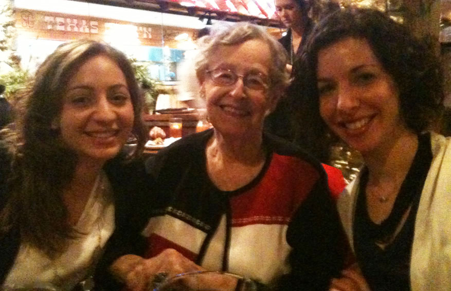 Dori Sobel Anne Stack Rose Sobel