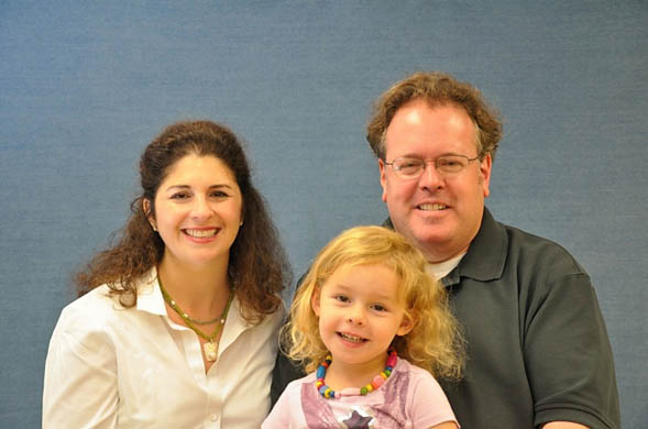 Thorner Family sept 2010